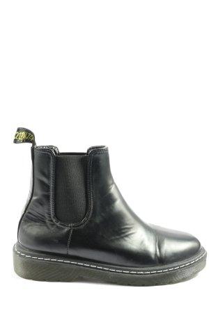Chukka boot noir style décontracté