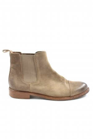 Desert Boots natural white casual look