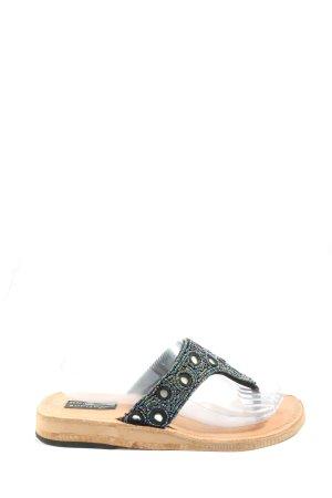 Dianette Sandals black casual look