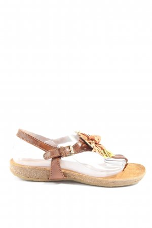 sofia piani Sandalias Dianette multicolor look casual