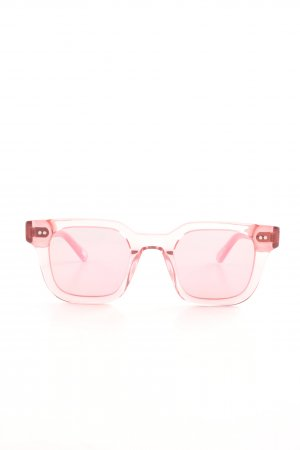 eckige Sonnenbrille pink Casual-Look