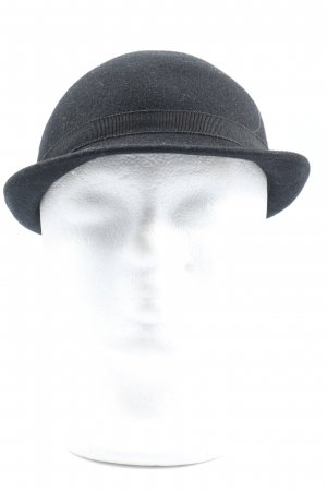 Felt Hat black casual look