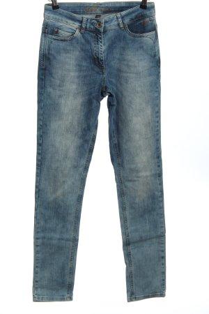 Kenny S. Spodnie z pięcioma kieszeniami niebieski W stylu casual