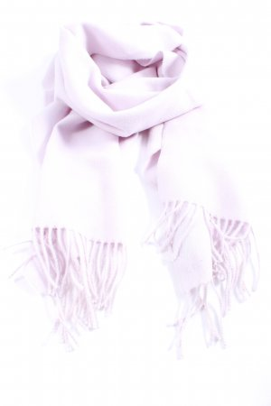 peruvian alpaca collection Fringed Scarf blue casual look
