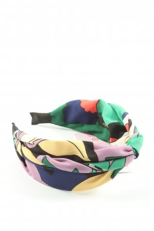 Parkside London Bandeau cheveux motif abstrait style décontracté