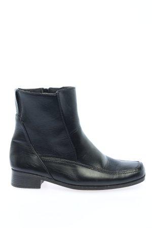 Vivality Halfhoge laarzen zwart casual uitstraling