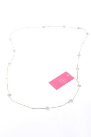 unico Halskette silberfarben Casual-Look