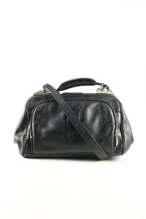 Tuscan's Handtasche schwarz Casual-Look