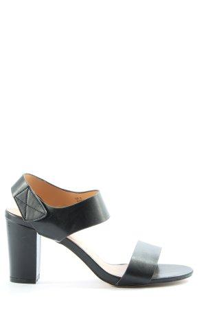 tatoo High Heels schwarz Casual-Look