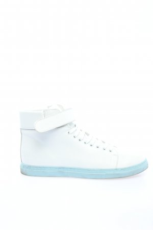NewYorkinasOriginals High Top Sneaker weiß-blau Casual-Look