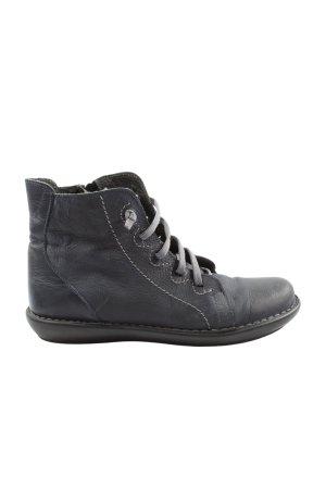 camina High Top Sneaker blau Elegant