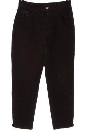Rosner High Waist Jeans schwarz Casual-Look