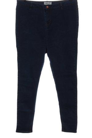 New Look Jeans a vita alta blu stile casual