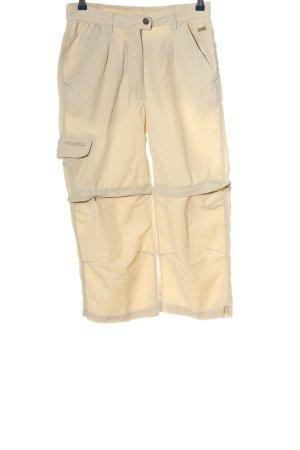 The nature trail High-Waist-Shorts blassgelb Casual-Look