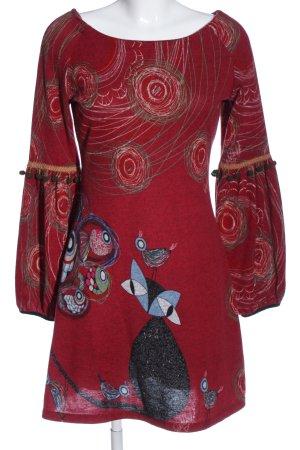 Pam & Arch London Robe Hippie motif abstrait style décontracté