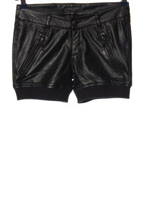 misschic Hot Pants schwarz Casual-Look