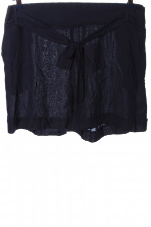 Hot Pants blau Casual-Look