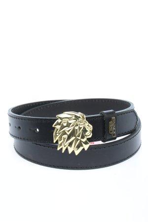 Une Lionne Cintura fianchi nero stile casual