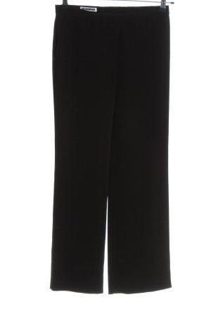 Jil Sander Pantalon en jersey noir style d'affaires