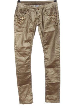 Ifans Vaquero hipster color bronce elegante