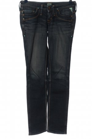 Brappers Low Rise jeans blauw casual uitstraling