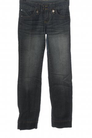 Low Rise Jeans light grey casual look