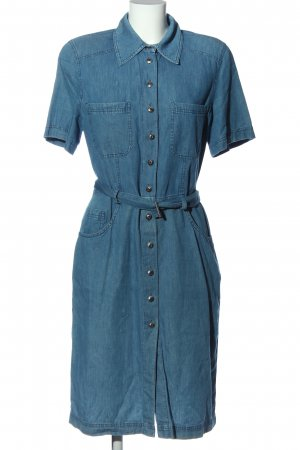 Denim Dress blue casual look