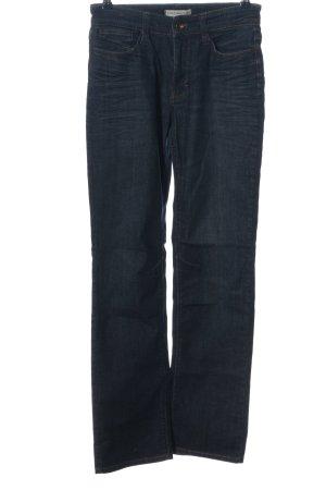 lieblings jeans Jeans flare bleu style décontracté