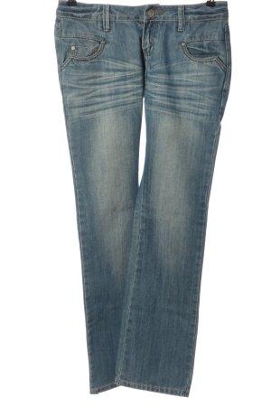rvl Straight-Leg Jeans blau Casual-Look