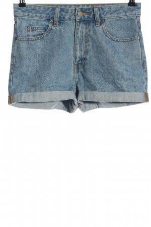drdenim Pantaloncino di jeans blu stile casual