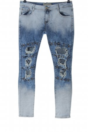 original Jegging bleu style extravagant