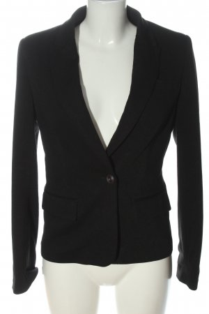 Jersey Blazer negro estilo «business»