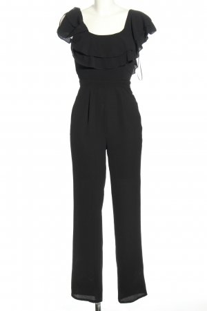 Jessica Wright Jumpsuit schwarz Elegant
