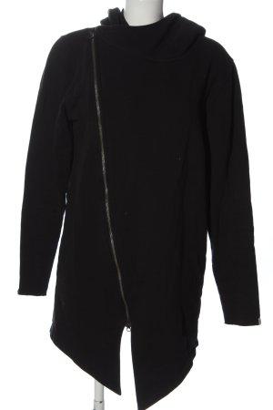 Jack & Jones Kapuzensweatshirt schwarz Casual-Look
