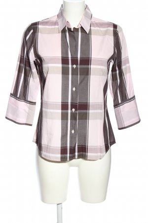Exactly Karobluse Karomuster Casual-Look