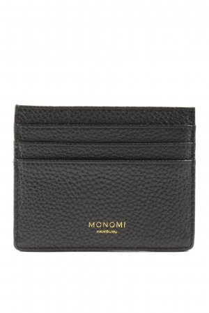 Card Case black casual look