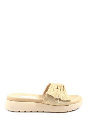 Smart Cronos Comfort Sandals cream casual look