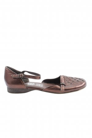 Comfort Sandals red extravagant style