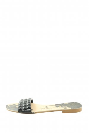 Comfortabele sandalen zwart casual uitstraling