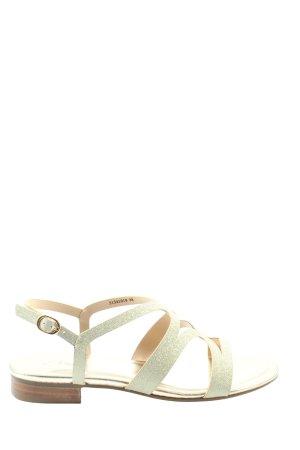 Di' nuovo Comfort Sandals silver-colored casual look