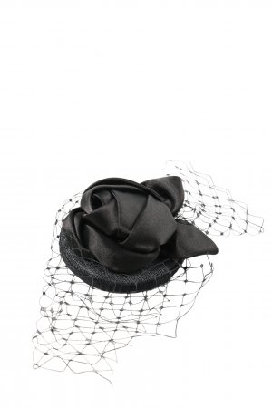 Headdress black elegant
