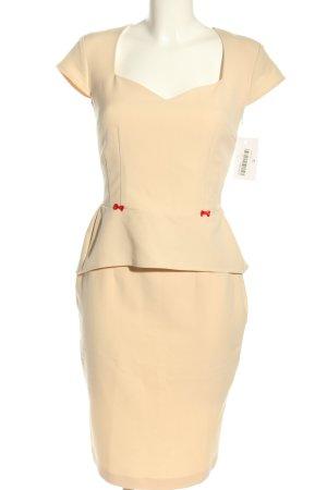 Ladies' Suit cream business style