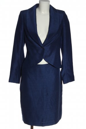 Ladies' Suit blue elegant
