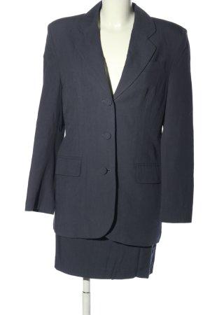 Christies collection Damespak blauw zakelijke stijl