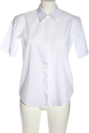 Camisa de manga corta blanco estilo «business»