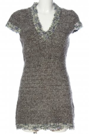 Icie Short Sleeve Sweater flecked casual look