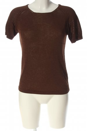 Anis Knitted Jumper brown casual look