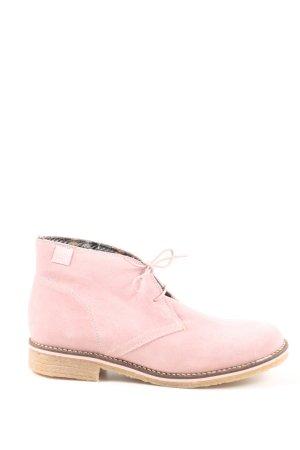 Krótkie buty różowy W stylu casual