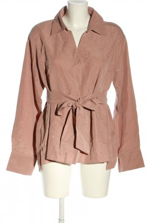 Around 101 Langarm-Bluse pink Casual-Look