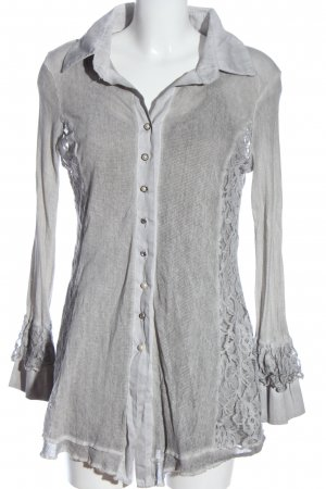 Unbekannt Langarm-Bluse